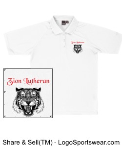 Zion Short Sleeve Polo - WOMENS Design Zoom