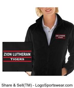 Zion Full-Zip Fleece - WOMENS Design Zoom